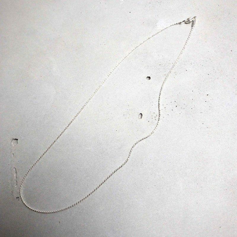 シルバー925ネックレスの全体画像